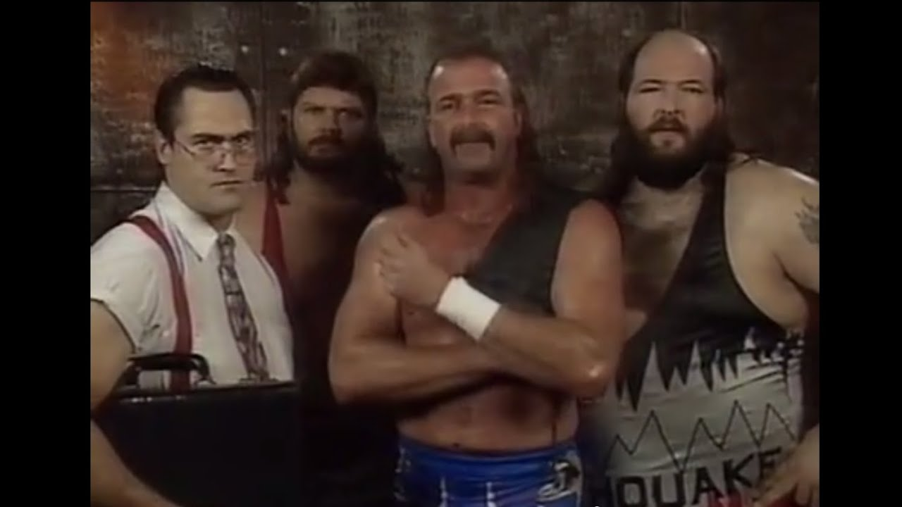 Jake Roberts' Survivor Series team Promo (11-09-1991) - YouTube