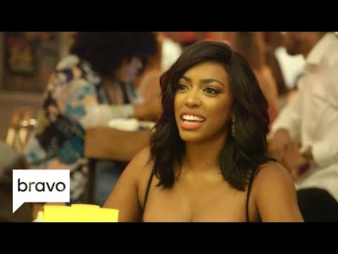 RHOA: Porsha Williams (Almost) Walks Out on Her Blind Date (Season 10, Episode 6) | Bravo