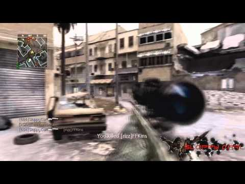 TheGamingChannelHD | Call Of Duty 4 Montage | Violated
