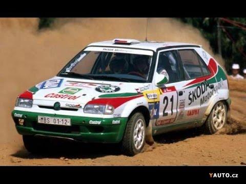 Škoda Felicie Kit Car 1995 - Novinka Škody Motorsport