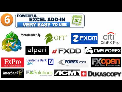 Excel tool for forex trading analysis free