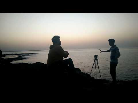 Sunrise Timelapse at Diu,India.