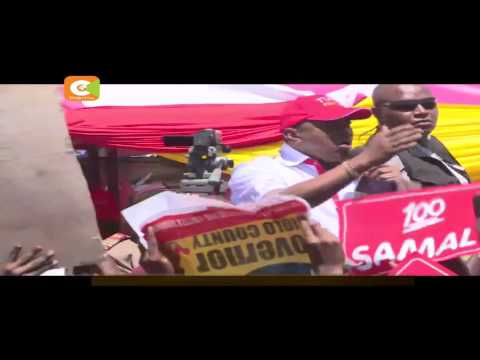One killed, another injured in Jubilee Isiolo rally