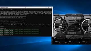 AMD MSI Armor rx 580 Hynix, 480 прошивка и разгон, майнинг