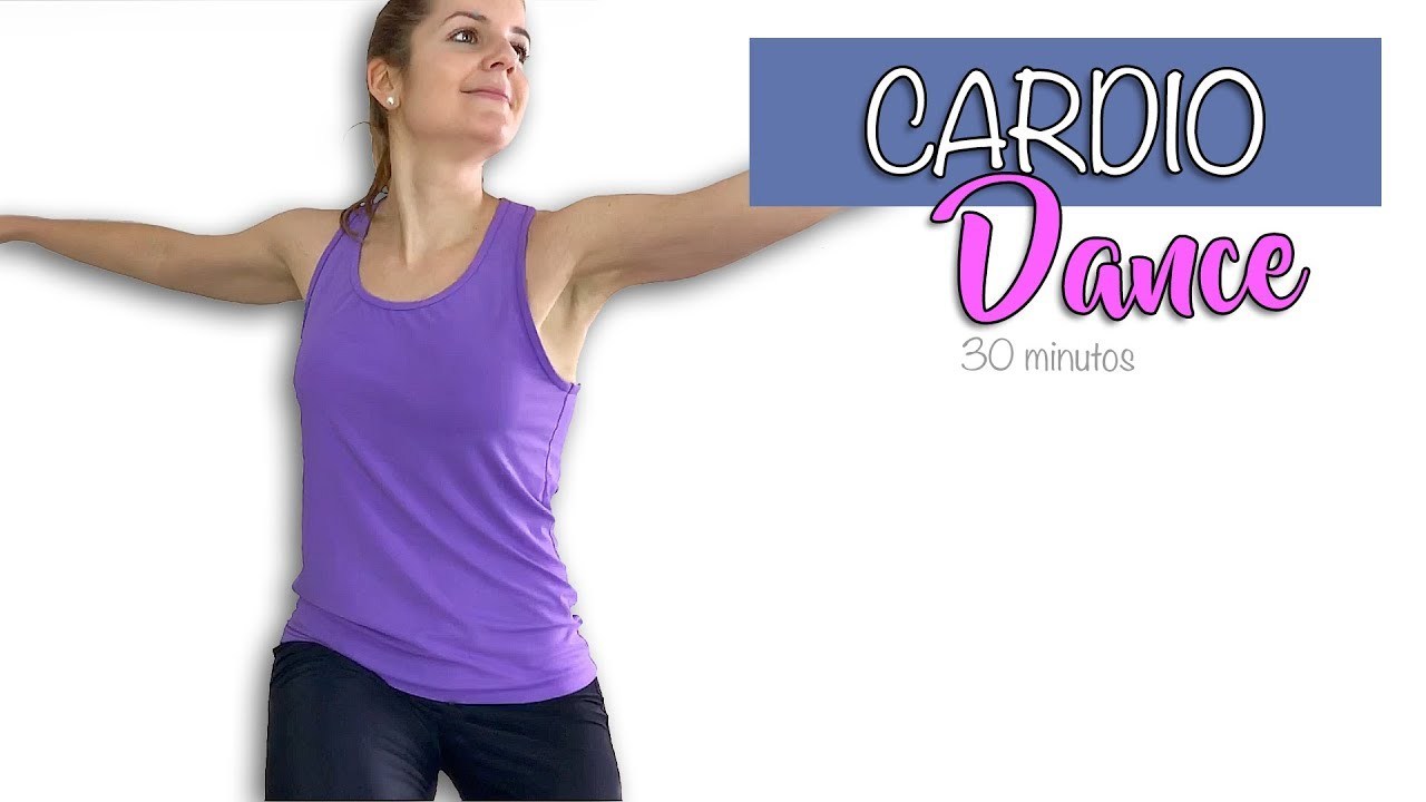 rutina cardio dance para bajar de peso