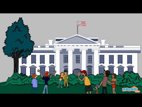 White House - Fun Fact Series EP28 | Educational Videos by Mocomi