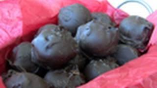 Chocolate Truffles - Valentines Day Recipe