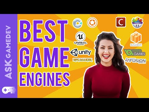 2018's Best Game Engines