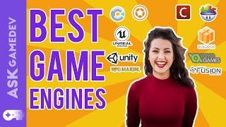 Best Game Engines 2018 Revealed!