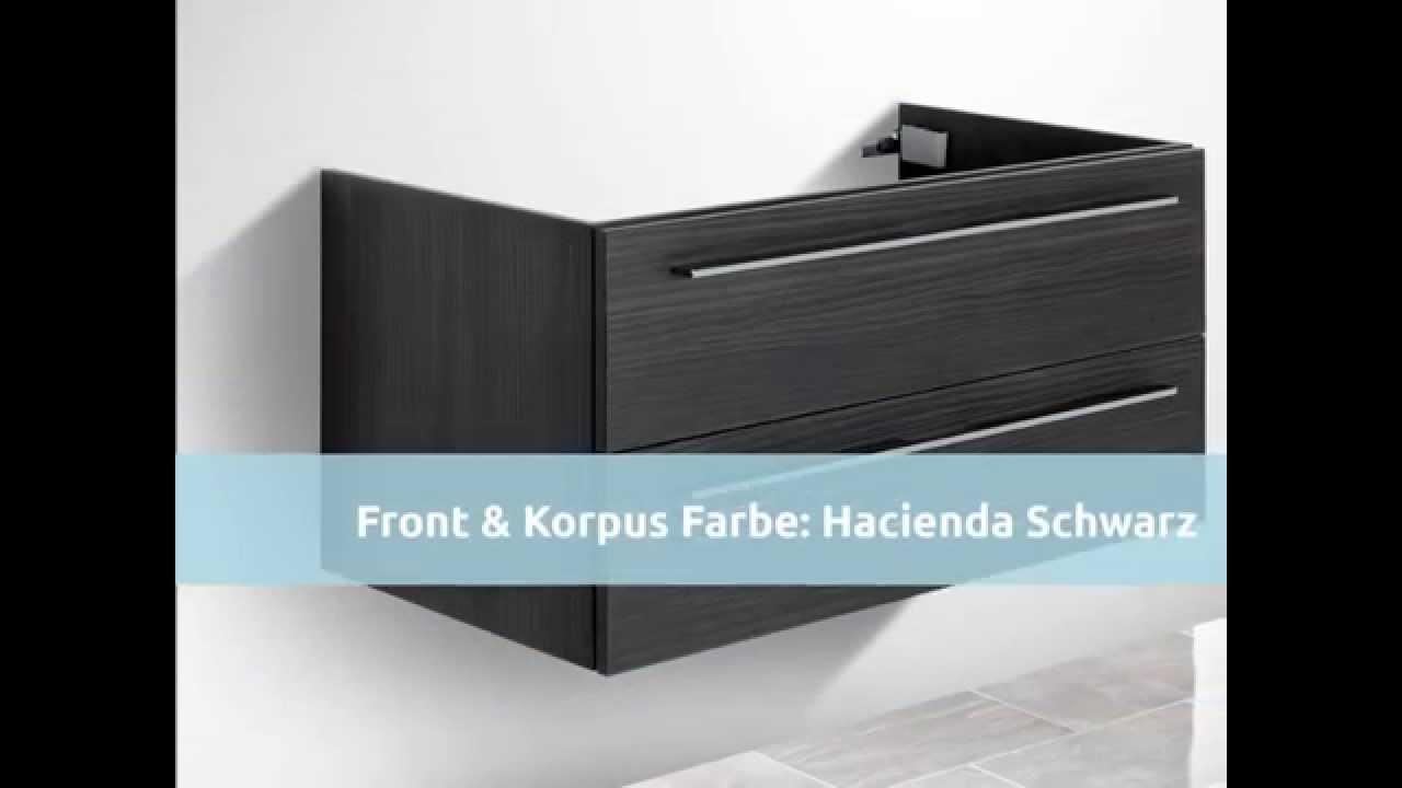 keramag renova nr 1 unterschrank f r doppelwaschtisch youtube. Black Bedroom Furniture Sets. Home Design Ideas