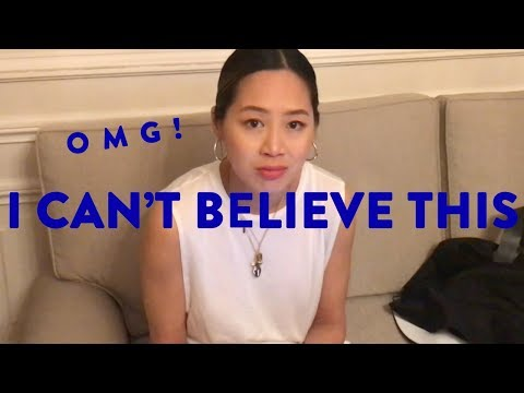 OMG! You Wont Believe What Went Wrong At The Louis Vuitton Show  Aimee Song