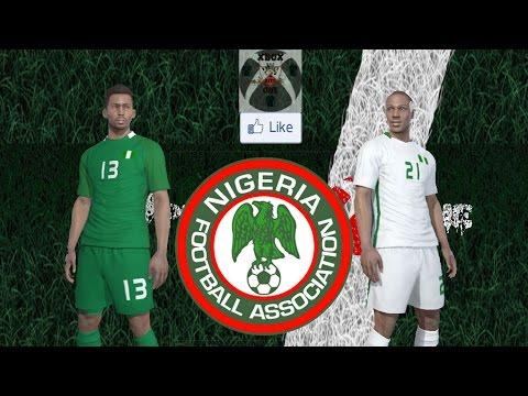 NIGERIA KITS PES