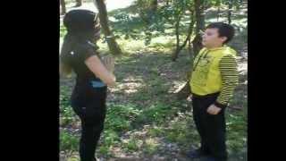 Fight - Naomi's kung-fu film
