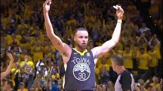 Warriors 2018 Finals: Game 2 vs Cavaliers (6-3-2018)