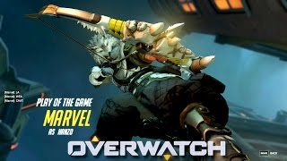 MIS PLAYS OF THE GAME #1   Overwatch