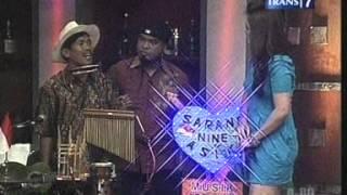 Video Musisi Kreatif SARANG NINE ASIK MUSIK SERAKAH, bersama Tukul Arwana, Vega Darwati, Peppy