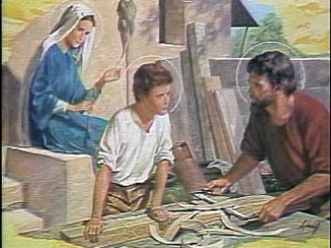 The Fifth Joyful Mystery- THE FINDING OF JESUS IN THE TEMPLE