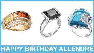 Allendre   Jewelry & Joyas - Happy Birthday