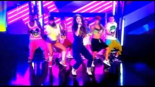 Cher Lloyd Swagger Jagger T4 studio performance 2011
