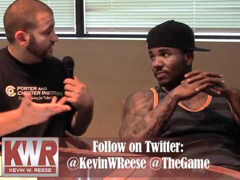 Game Talks Jay-Z Disses, Bar Feud With Canibus, & Claims Eminem Is The GOAT W/ Kevin W. Reese