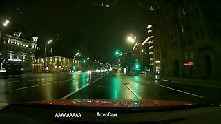 AdvoCam FD4   съемка ночью