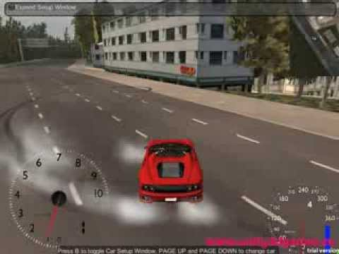 Game City Rider 3D