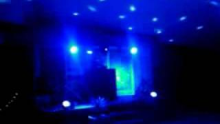 simple dj light show