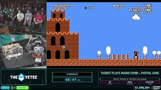 TAS Block at AGDQ 2019 - TASBot