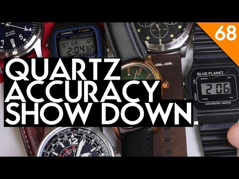 Common Quartz Movements Accuracy Compared - Miyota, Ronda, Seiko, Eco-Drive And Mroe