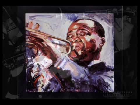 Louis armstrong whistle while you work