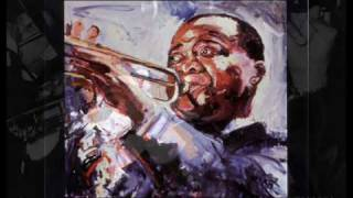 Louis Armstrong - Whistle while you work