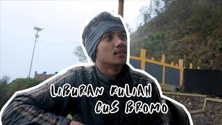Travel Vlogger : Cus Bromo Dan Air Terjun Madakaripura