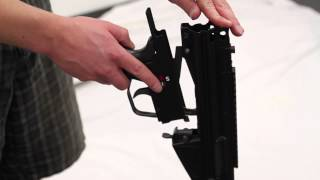 H&k Trigger Groups Installation: Polymer Vs Metal