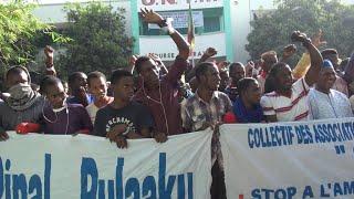 Manifestation au Mali, les peuls dénoncent les violences dont ils sont victimes
