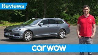 Volvo V90 Estate 2018 in-depth review | Mat Watson Reviews