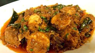 Prawn Masala Curry recipe in Hindi  How to make easy u0026 Tasty Prawn Curry at Home