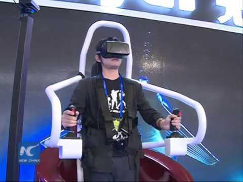 High-tech fair in S China