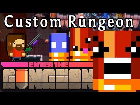 Enter the Gungeon | Ultimate Blind Shot | Custom Rungeon