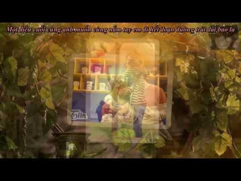 [Kara -HD-720p-Lyric] Nôbita trót yêu Xuka - Lil