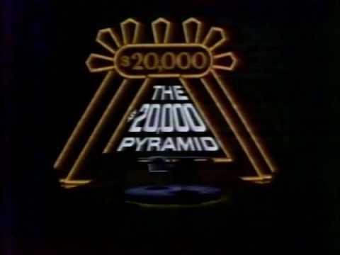 The $20,000 Pyramid 1976 opening credits