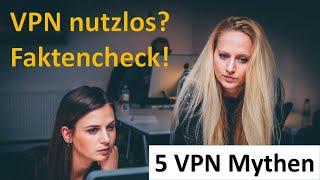 VPN Werbeversprechen geprüft: Wie anonym bin ich mit einem VPN? Wie sicher ist ein VPN? 5 Punkte! screenshot 5