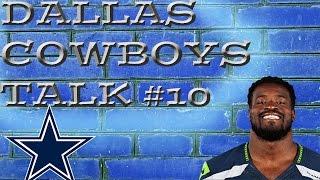 Madden 16 | Christine Michael Traded To Dallas Cowboys | Channel Schedule | Dallas Cowboys Talk #10