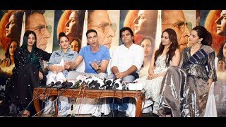 Mission Mangal Pre-release Press Conference | Akshay Kumar| Tapsee Pannu | New Delhi