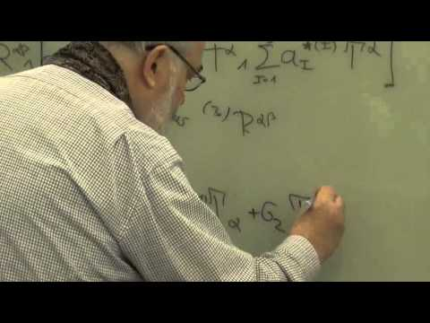 Gauge Theories of Gravitation, Lecture 12 Part 1