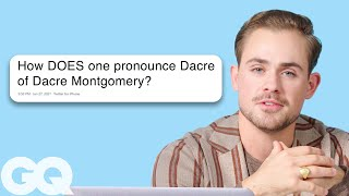 Stranger Things' Dacre Montgomery Goes Undercover on Reddit, YouTube and Twitter | GQ