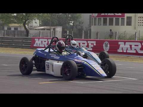 MRF CHALLENGE ROUND 4 - FORMULA LGB 1300 RACE 2