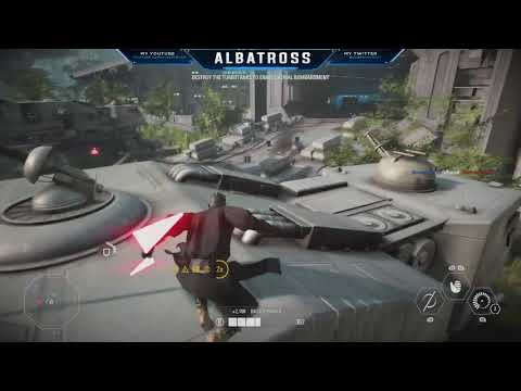 Darth Maul, destroying on Kashyyyk Star Wars Battlefront: 2
