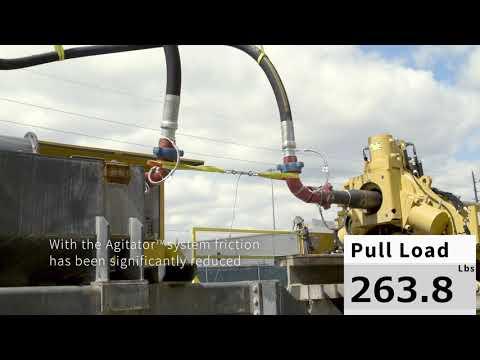 Agitator System Test Pull