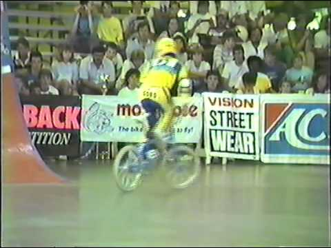 OHIO AFA 1987 BMX FREESTYLE