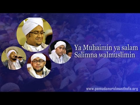 Qasidah Ya Muhaimin Ya Salam + Lirik | Majlis Nurul Musthofa